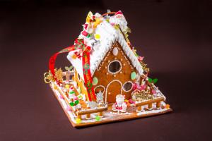 お菓子のお家・ヘキセンハウス